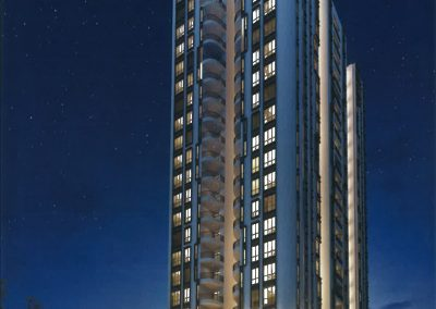 Paragon Residences, Yangon Myanmar (120 Units)
