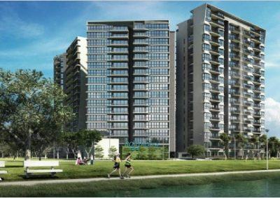 Boathouse Residences (493 Units)