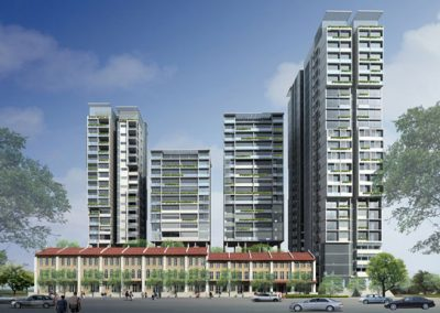 The Wharf Residence (186 Units)