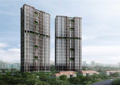 Avenue South Residence (1074 Units)